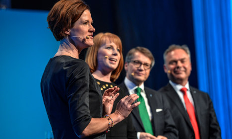 Four budget proposals from Sweden opposition