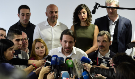 Podemos sack election candidates for fraud