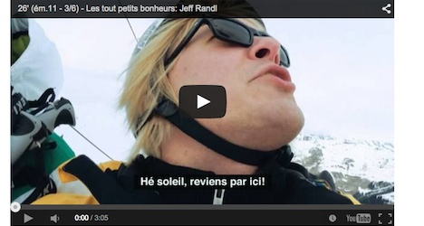Swiss TV clip ridicules Americans on ski slopes