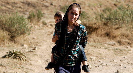Kurdish govt imprisons German Yazidi leader