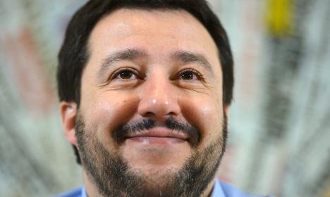 Facebook blocks Salvini over 'gypsies' slur