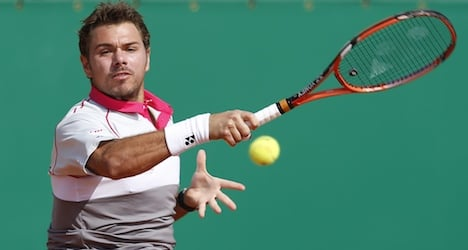 Wawrinka starts Monte Carlo defence with win
