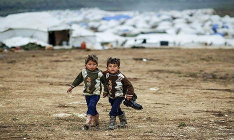Denmark donates 250 million kroner to Syria