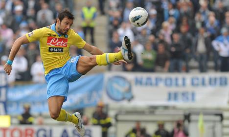 Italian footballer arrested over Harrods theft