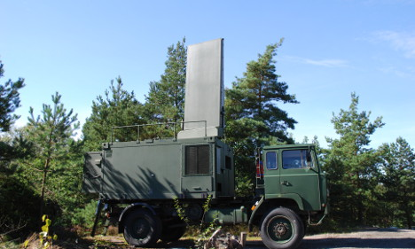 Sweden's Saab to upgrade Norway defence