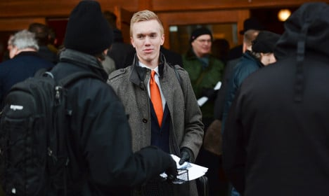 Sweden Democrat row sparks 'mass expulsions'