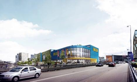Copenhagen: Ikea plans massive 'green' store