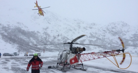 Avalanches pose risk for late-season skiers