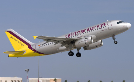 Germanwings jet lands in Venice after two fall ill