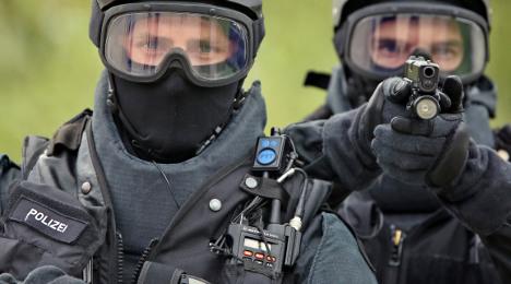 Police grab 'Turkish Communists' in raids