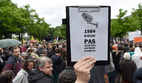 Five dangers of France's new snooping laws