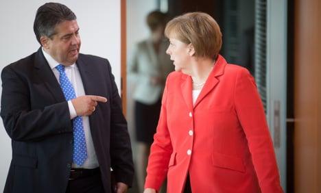 Show 'backbone' over US spying: SPD