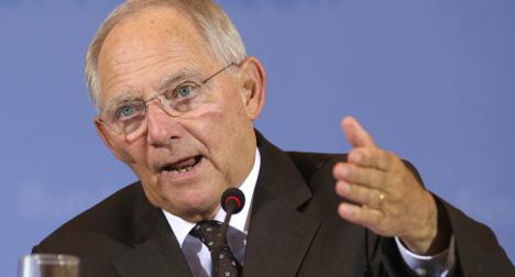 Schäuble: Euro-meet won't reach Greece deal