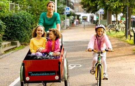 6 reasons it's great to be a mum in Copenhagen