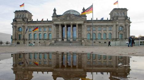 Hacker attack targets Bundestag data