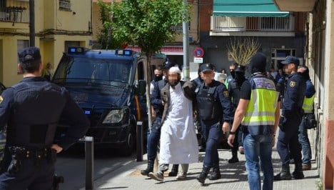Two 'jihadists' arrested for recruiting in Spain