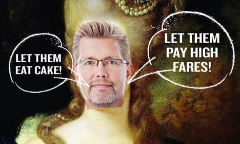 Ryanair strikes back at Copenhagen's mayor