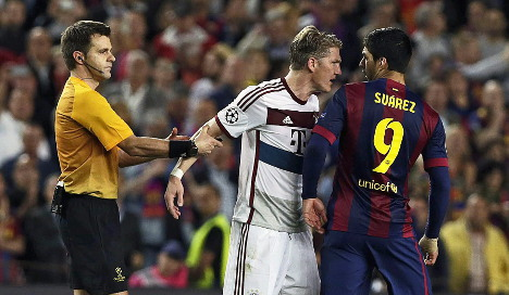 Bayern on the brink after Barca defeat