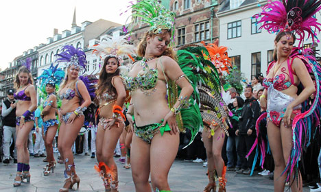 IN PHOTOS: Copenhagen Carnival brings the party