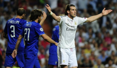 Juventus beat Madrid to face Barca in final
