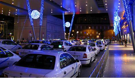 Honest Malaga cabbie hands in €6,000 cash