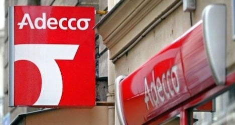 Top execs quit Adecco amid improved results