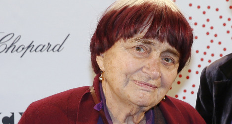France's Varda to get honorary Palme d'Or