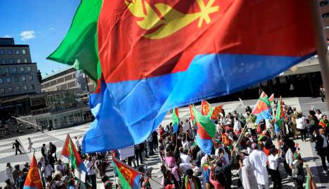 Norway alone in sending Eritrean refugees home