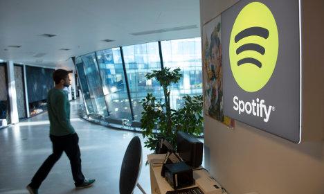 Swedish Spotify's new video streaming plan