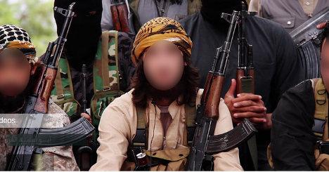 French jihadists include 45 teenage girls