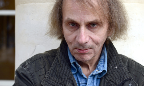 Houellebecq play pulled due to terrorism fears