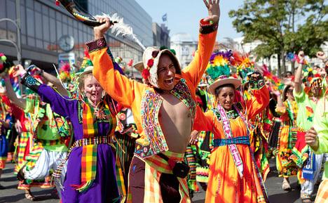 Carnival of Cultures in Berlin: six top picks