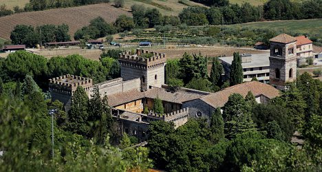Vatican official probed over Italian castle sale