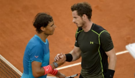 Murray stuns Nadal to win Madrid Open