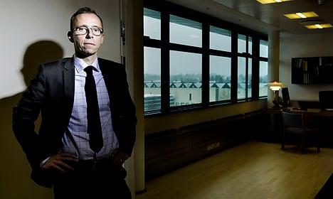 Head of Danish security agency PET steps down