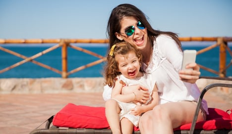 Spain among ten best countries to be a mum