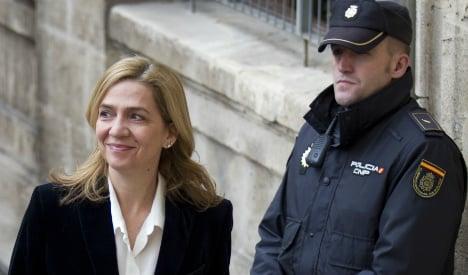 Infanta risks asset seizure in fraud case