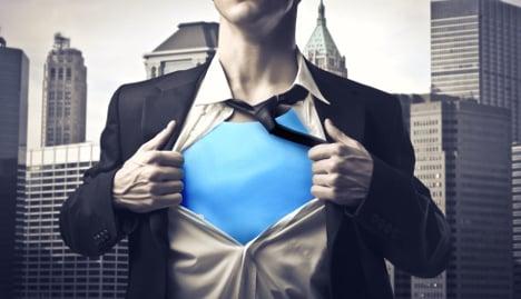 Wannabe superman fined for car window stunt