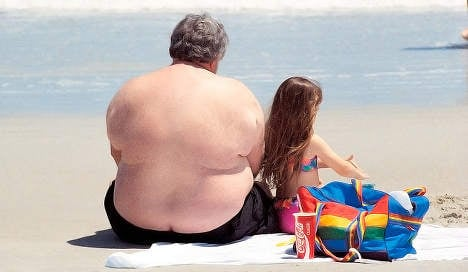 Norway's men soon to be among Europe's fattest