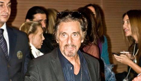 Al Pacino pulls out of 'Nazi' Knut Hamsun play