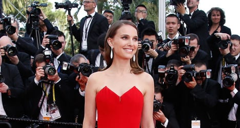 Directorial debut for Portman at Cannes
