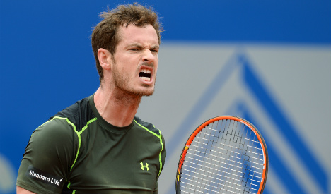 Andy Murray confident ahead of Madrid open