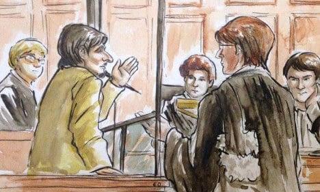French jihadist jailed for eight years