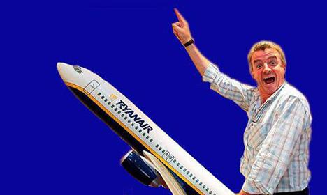 Ryanair vs Copenhagen mayor, round three