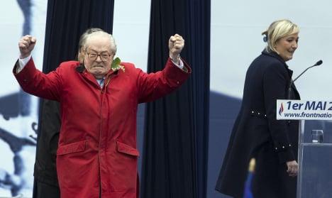 Le Pen family feud reaches boiling point