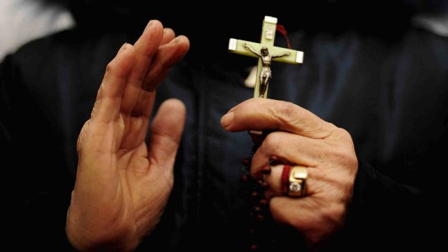 Sex abuse by priests little pursued: report