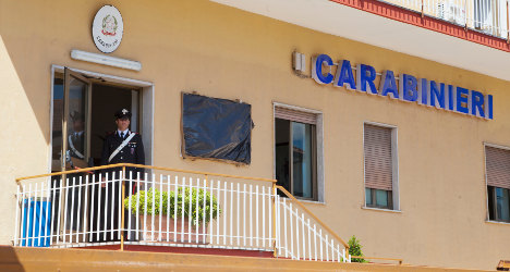 Hideout of ex-mob boss becomes police station