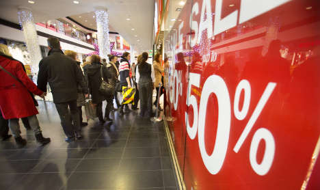 Push to up prices in Swedish stores stalls