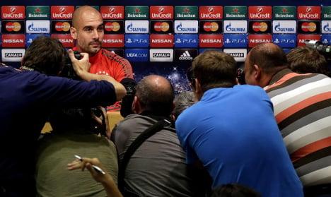 Pep returns home for Champions League clash