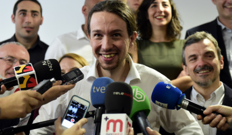 Winds of change blow in Spain as elections near